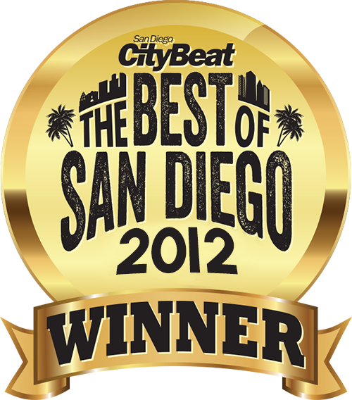 Best in San Diego 2012