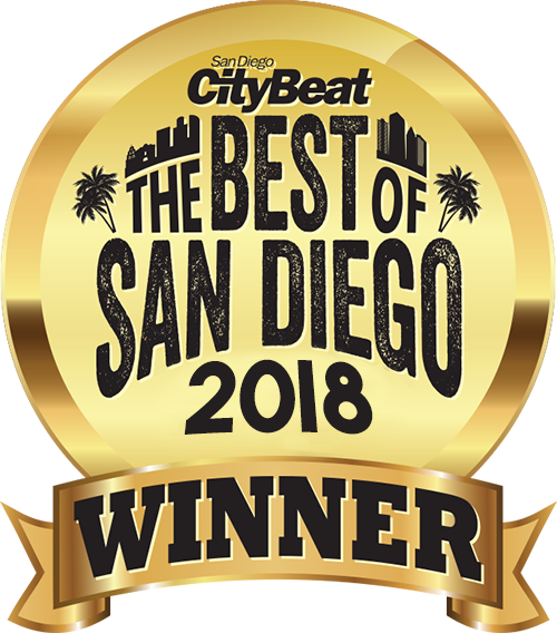 Best in San Diego 2018